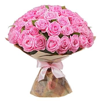 Розы в Мурманске